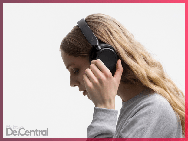 Microsoft announces Surface Headphones 2, now comes in black too