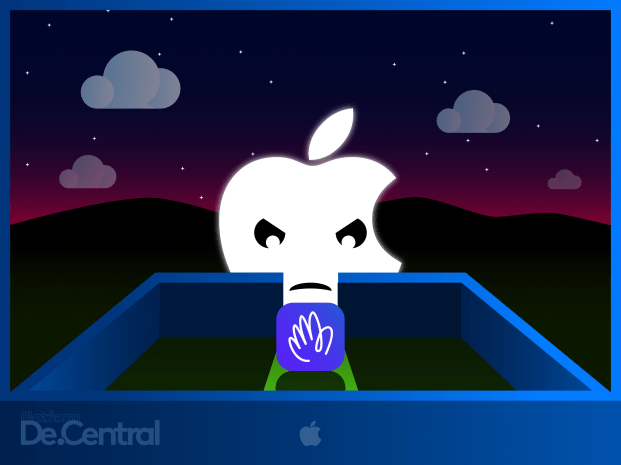In the Land of Trillion Dollar Goliaths | Apple is the gatekeeper