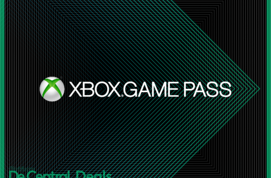 De.Central Deals | Don't miss out on 50% off 3-months of Xbox Game Pass