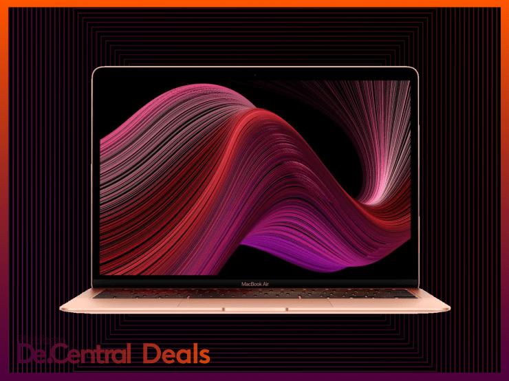 De.Central Deals   $100 off 2020 MacBook Air