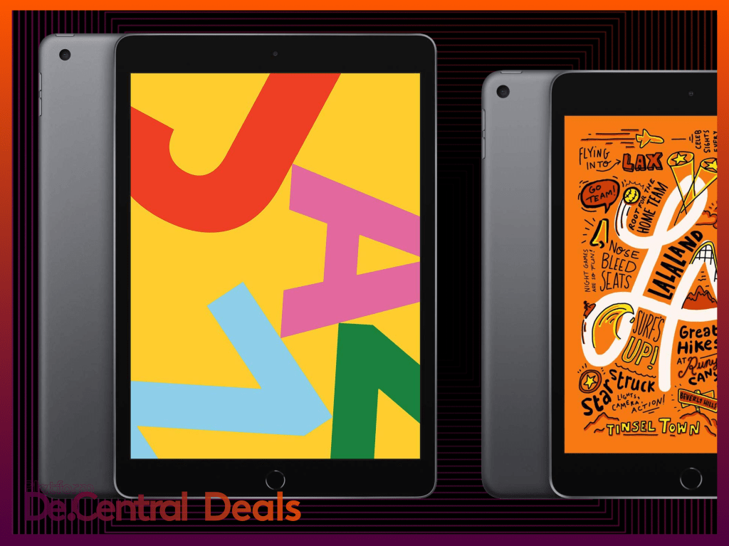De.Central Deals | Don't miss out on these Ultra rare iPad deals here