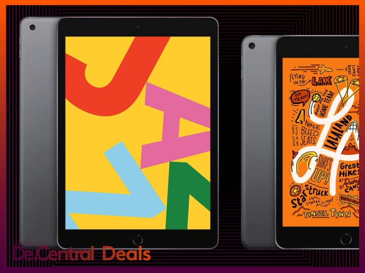 De.Central Deals   Don't miss out on these Ultra rare iPad deals here