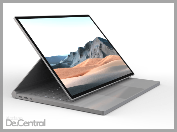 Surface Book 4 design improves on the flawed current model
