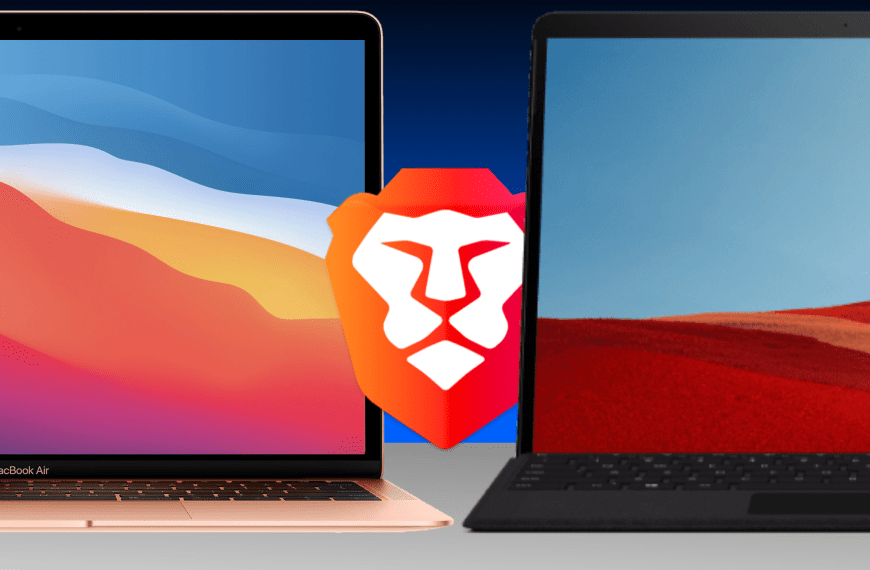 Brave adds native support to ARM-powered Macs, where is the support for ARM-powered PC's?