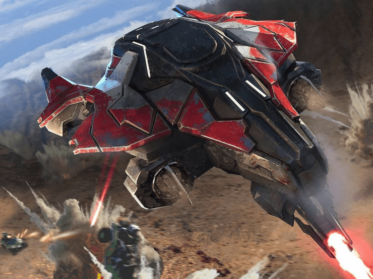 Halo Infinite Spotlight | Banished Ships and Vehicles coming to Infinite