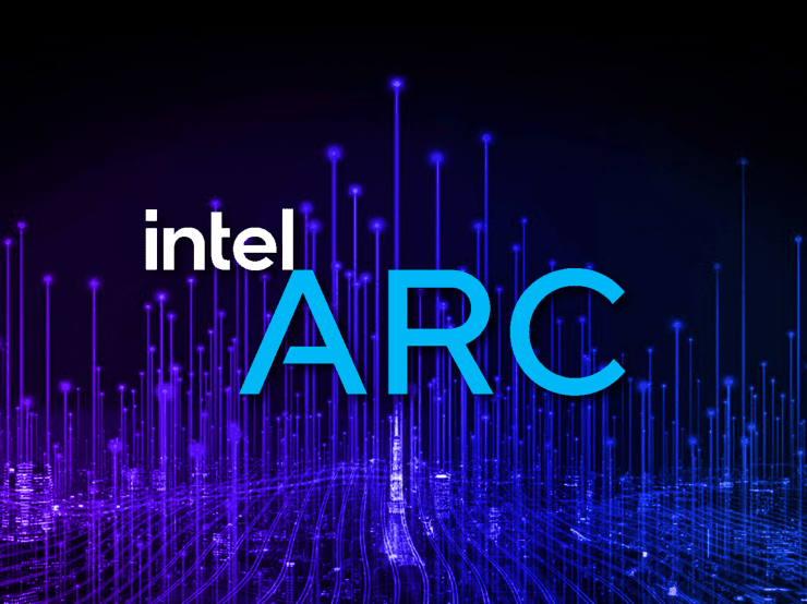 Intel is taking the fight to Nvidia and AMD with Arc GPUs