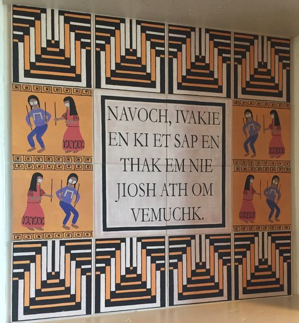 Native American Phoenix Resort welcome
