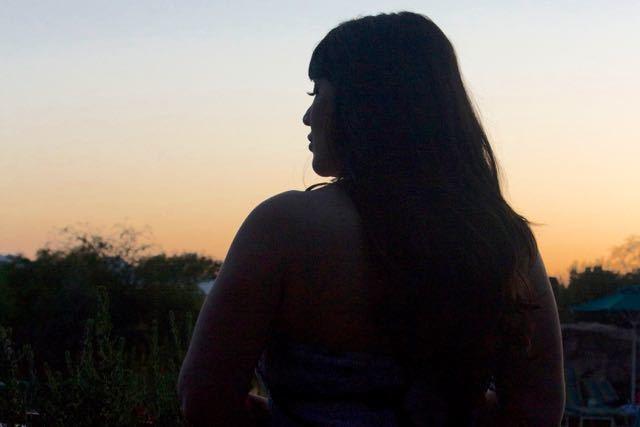 Phoenix sunset at staycation Phoenix resort