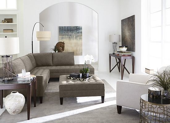 Charmant Havertys Parker Sectional