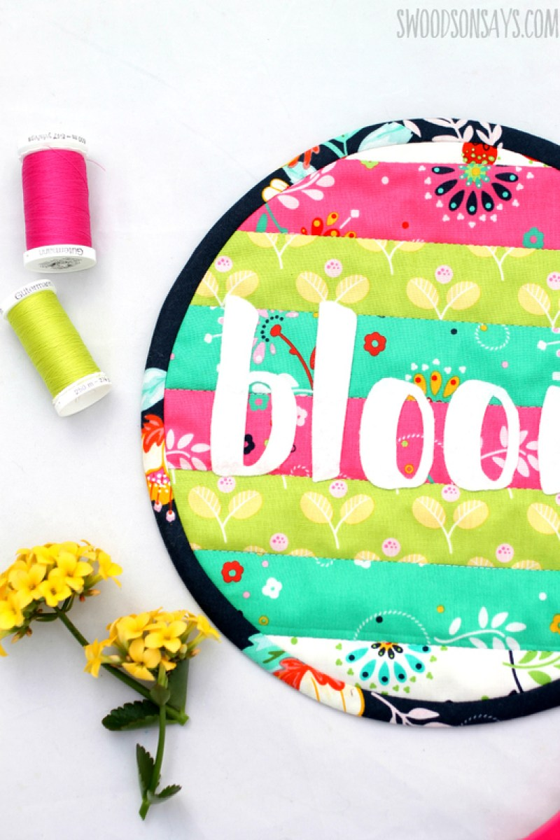 digital cutter quilt fabric