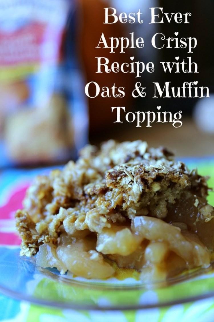 Best Every Apple Crisp Recipe