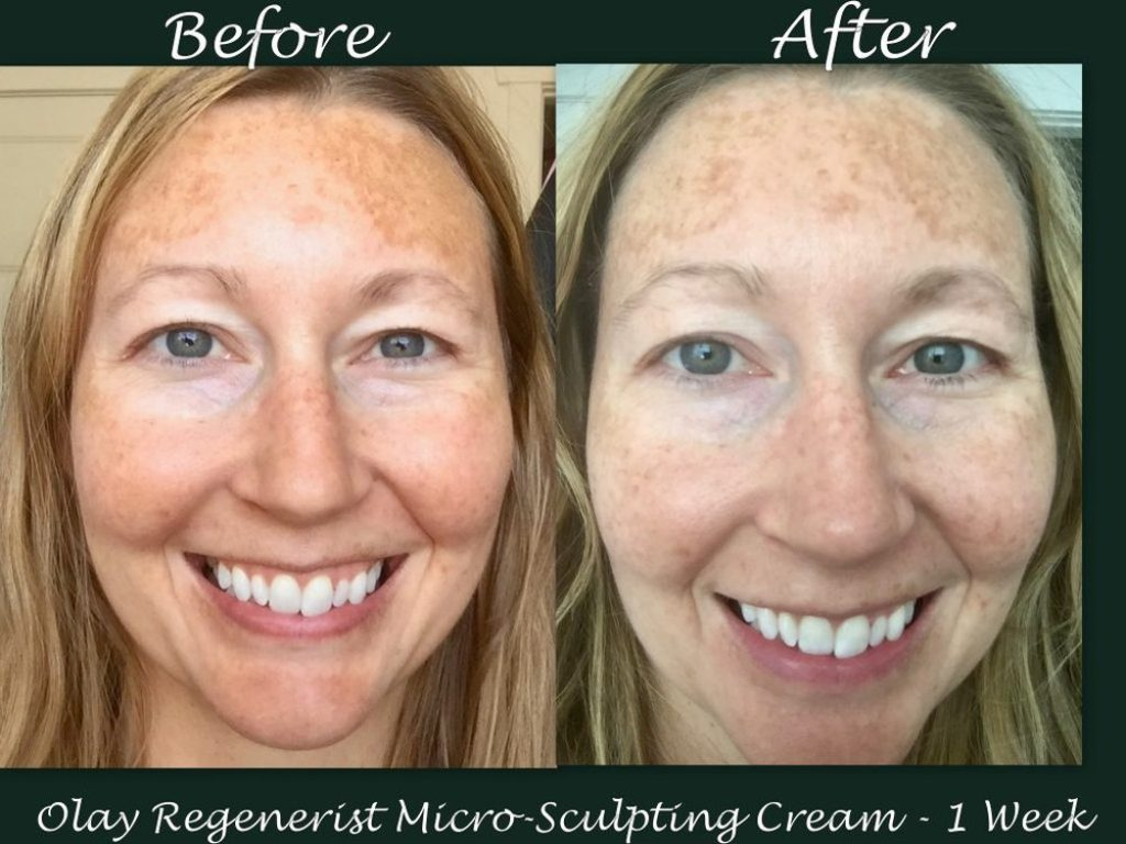 Is Your Expensive Night Cream Really More Effective Than Those Cheaper Brands? These Findings Might Surprise You: Olay Regenerist Micro-Sculpting Cream