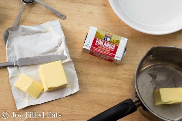 Chocolate Chip Pie - Low Carb, Grain & Sugar Free, THM S