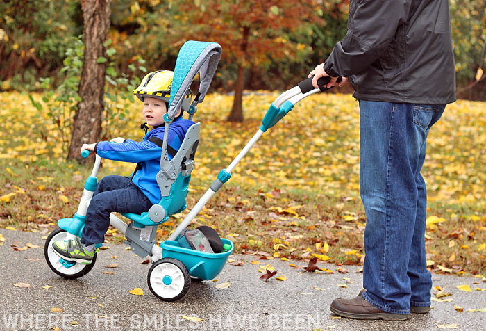 Perfectly Imperfect Fall Family Photos in the Neighborhood! | Where The Smiles Have Been