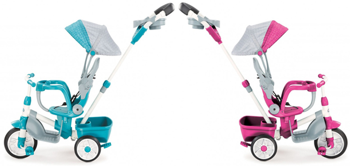 Little Tikes Perfect Fit 4-in-1 Trike | Where The Smiles Have Been