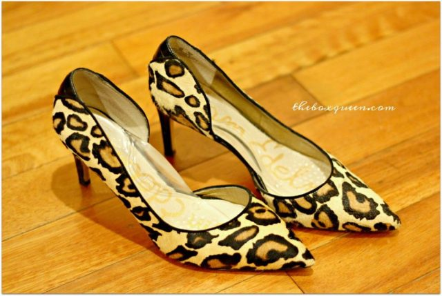 HOW TO STAY COMFORTABLE IN HEELS WITH Amopé