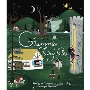 Grimm's Fairy Tales + 9 More of The Best Audiobooks for Kids - to Make Summer Learning Easy Peasy and Fun - at B-Inspired Mama