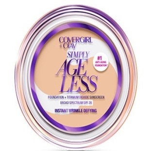 COVERGIRL Simply Ageless Instant Wrinkle Defying Foundation