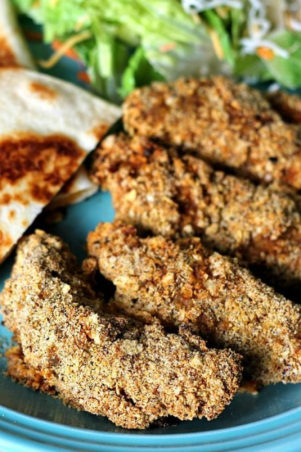 Southwestern Chicken Tenders