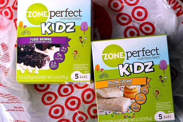 Zone Perfect Kidz at Target