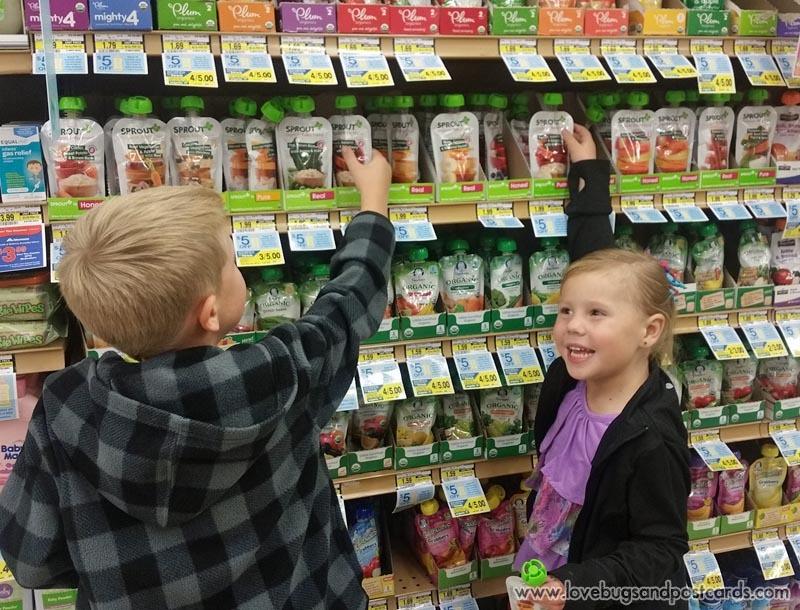 5 reasons to take your kids shopping