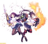 Valkyrie Drive characters 1