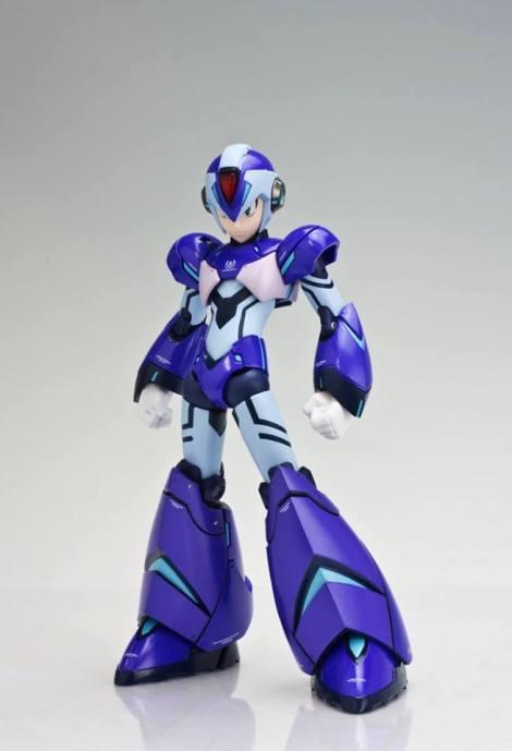 TruForce Collectibles Mega Man X Action Figure Front