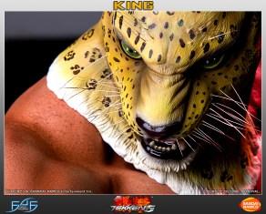 First4Figures Tekken 5 King Statue 1