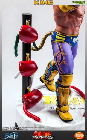 First4Figures Tekken 5 King Statue Exclusive Version 11