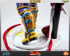First4Figures Tekken 5 King Statue Exclusive Version 3