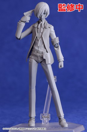 Max Factory Makoto Yuki Figma Figure Prototype