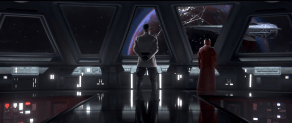 Star Wars Battlefront II D23 Expo - Admiral Versio Cinematic Screenshot