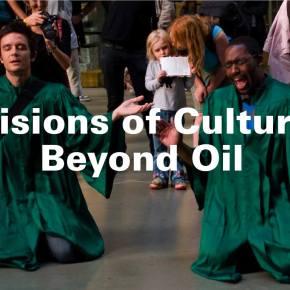 Culture Beyond Oil Publication Launch - Tuesday 29th Nov @FreeWordCentre