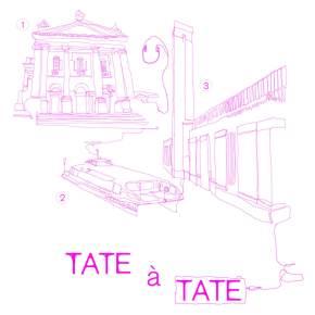 'Tate à Tate' Launch Party 23.3.12