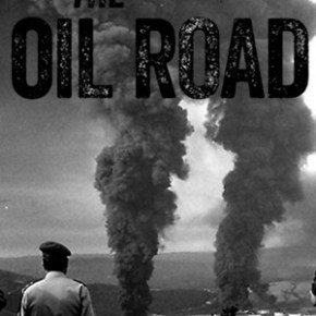 The Oil Road in York, 25th July