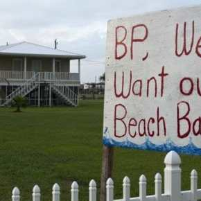 Just how 'criminal' does BP need to get for it to violate Tate's ethics policy?