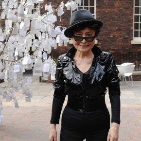 Yoko Ono, fracking and the Southbank Centre