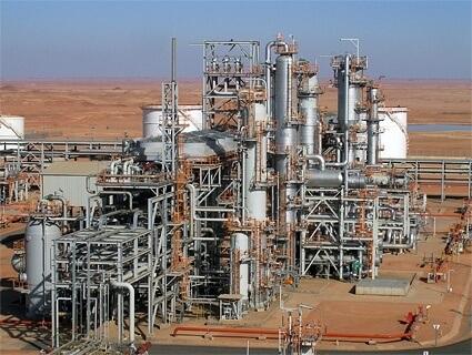 algeria gas