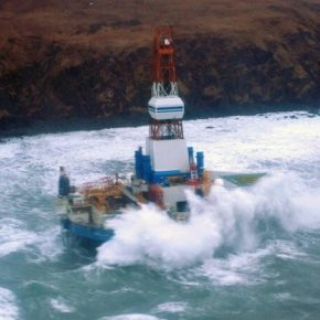 Sticky future of Arctic oil - talk at Visionary Arctic seminar