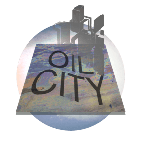 Oil City - the interactive maps