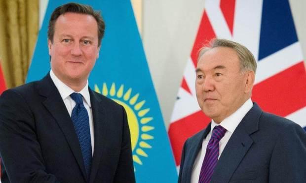 Britain Kazakhstan