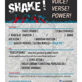 Official: Shake! Showcase at least 18% better than Glastonbury