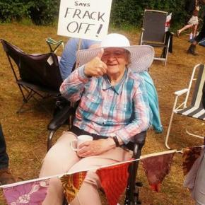 Fracking, Balcombe and international solidarity