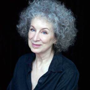 Margaret Atwood talk at the Southbank Centre - sponsorship, Shell & dystopias