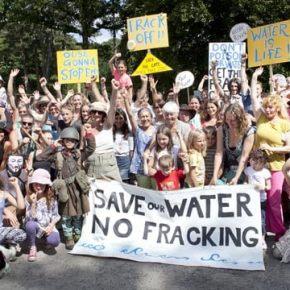 September 2013: US tour dates, militarising the Delta, frack-free UK & more