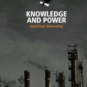 New research reveals extensive links between fossil fuel industry and UK universities