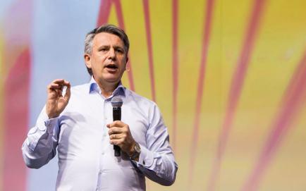 New Shell CEO van Beurden
