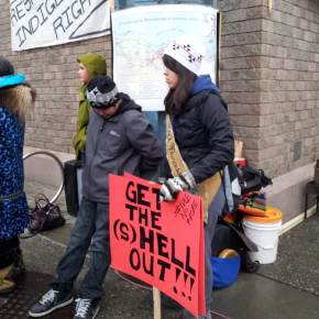 Shell cancels 2014 Arctic drilling - Arctic Ocean & Inupiat rights reality check