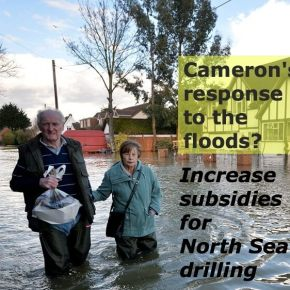 Cameron slammed for more North Sea oil support & subsidies