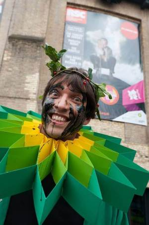 Reclaim Shakespeare Company intervening over BP's sponsorship deal with the RSC.